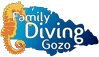 Family Diving Gozo